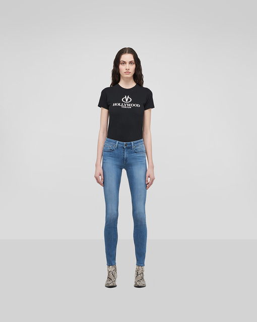Skinny fit Light Indigo Jeans