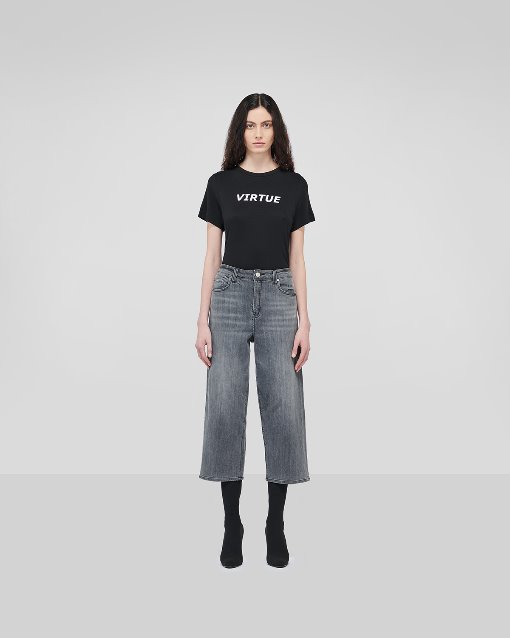 Highrise Wide Jeans_Cool Gray