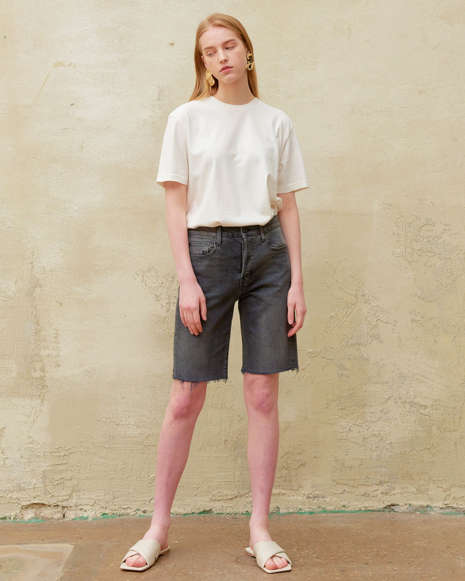 SIENNA BERMUDA BOY SHORTS