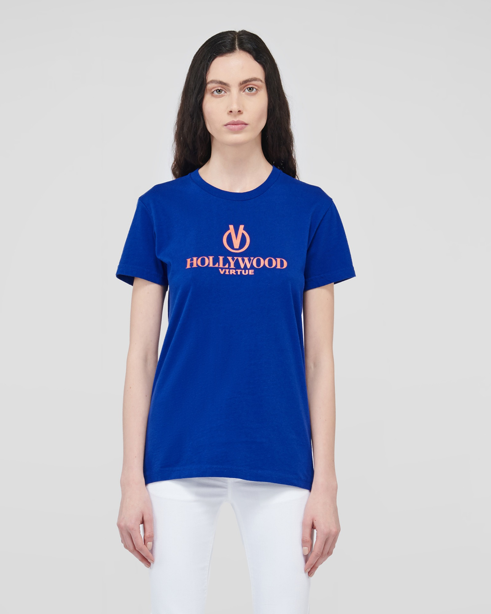 HOLLYWOOD T-SHIRTS BLUE