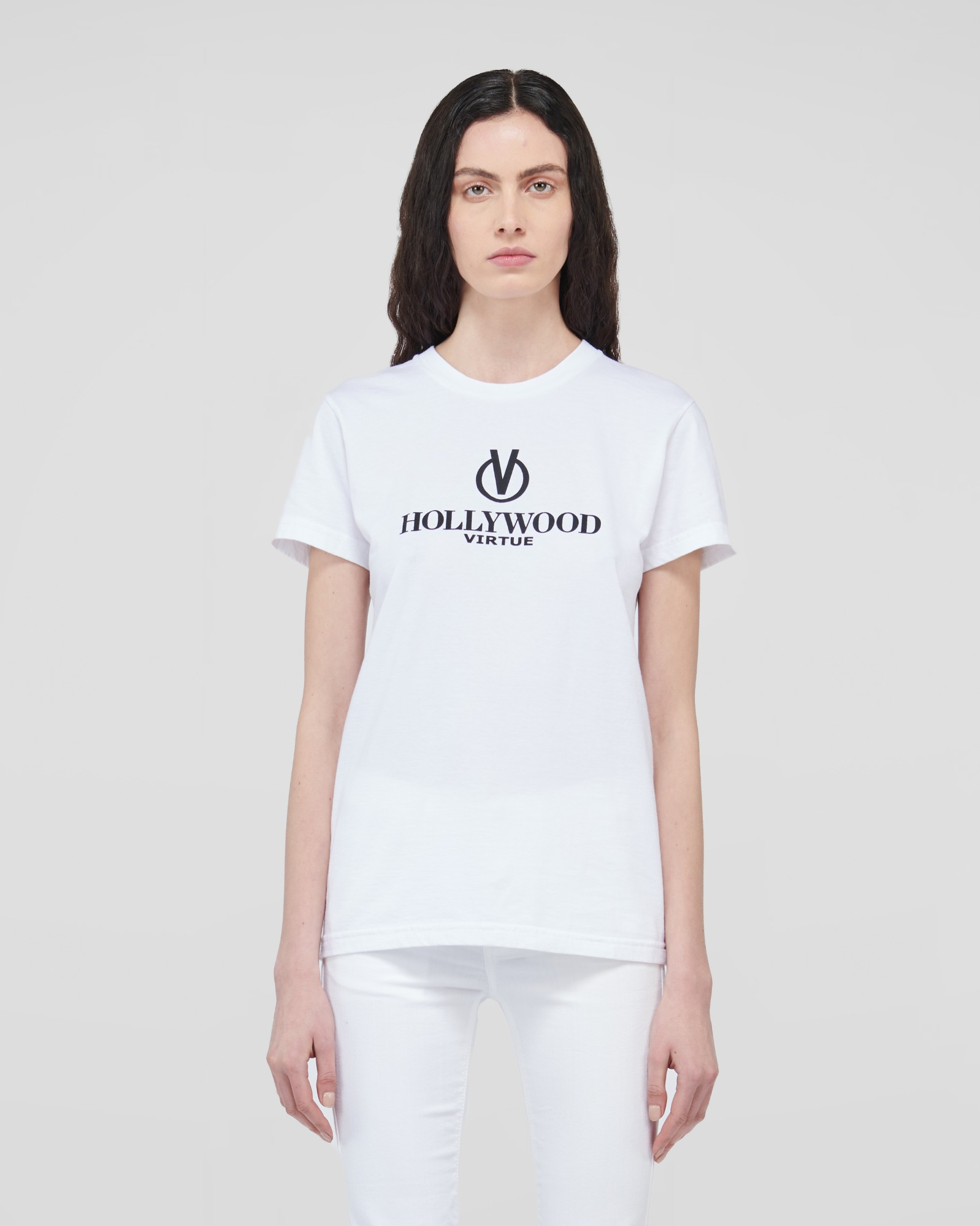 HOLLYWOOD T-SHIRTS WHITE
